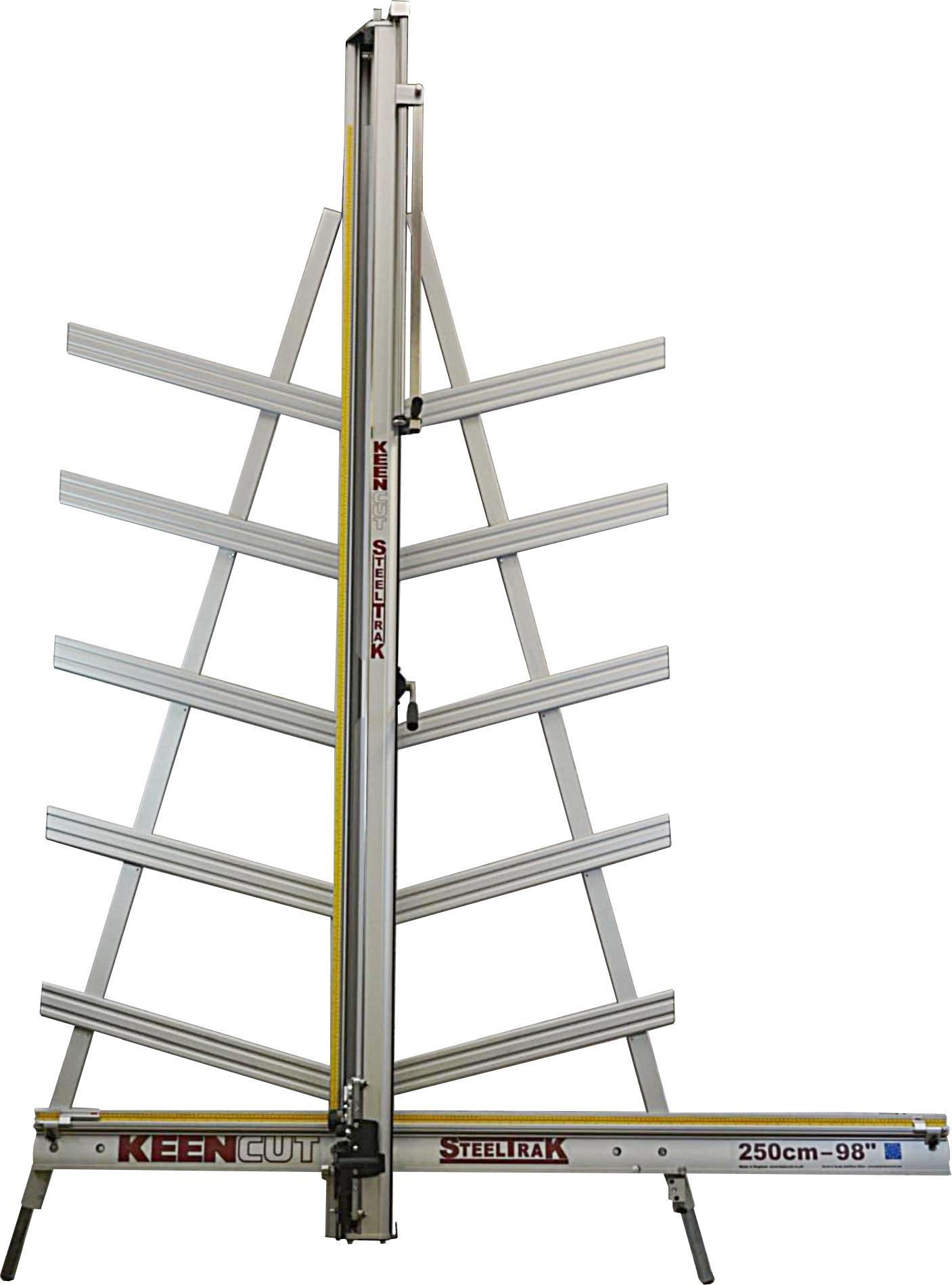 ST250 8' steeltrak